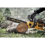 DEWALT DCCS690H1 40V 6AH Lithium Ion XR Brushless Chainsaw, 16 inch