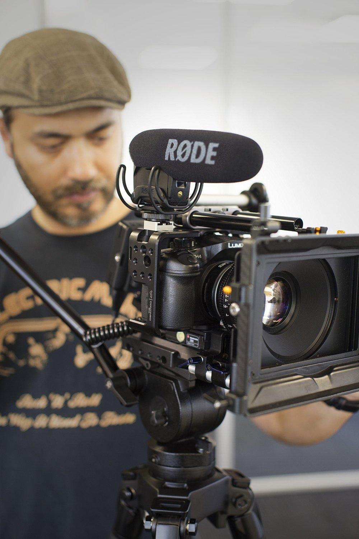 Rode VMPR VideoMic Pro R w Rycote Lyre Shockmount
