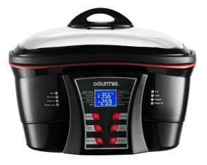 Gourmia GMC700 Supreme 8-in-1 Digital Multi-Function Cooker