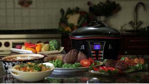 Gourmia GMC700 Supreme 8-in-1 Multi-Function Cooker