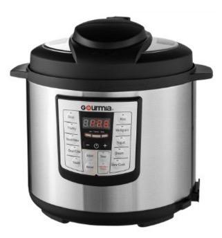 Gourmia GCP800 Pressure Cooker