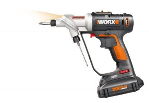 WORX WX176L 2-in-1 Switch Drill and Driver