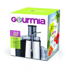 Gourmia GJ750 Wide Mouth Fruit and Vegetable Juicer