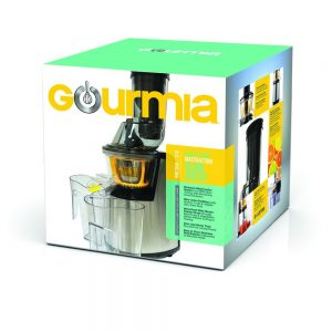 Gourmia GSJ300 Electric Masticating Wide Mouth Slow Juicer