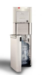 Whirlpool Self Cleaning, Bottom Loading Commercial Water Cooler 218LIECH-SCSSP-5W