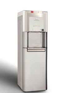 Whirlpool Self Cleaning, Bottom Loading Commercial Water Cooler 218LIECH-SCSSP5W
