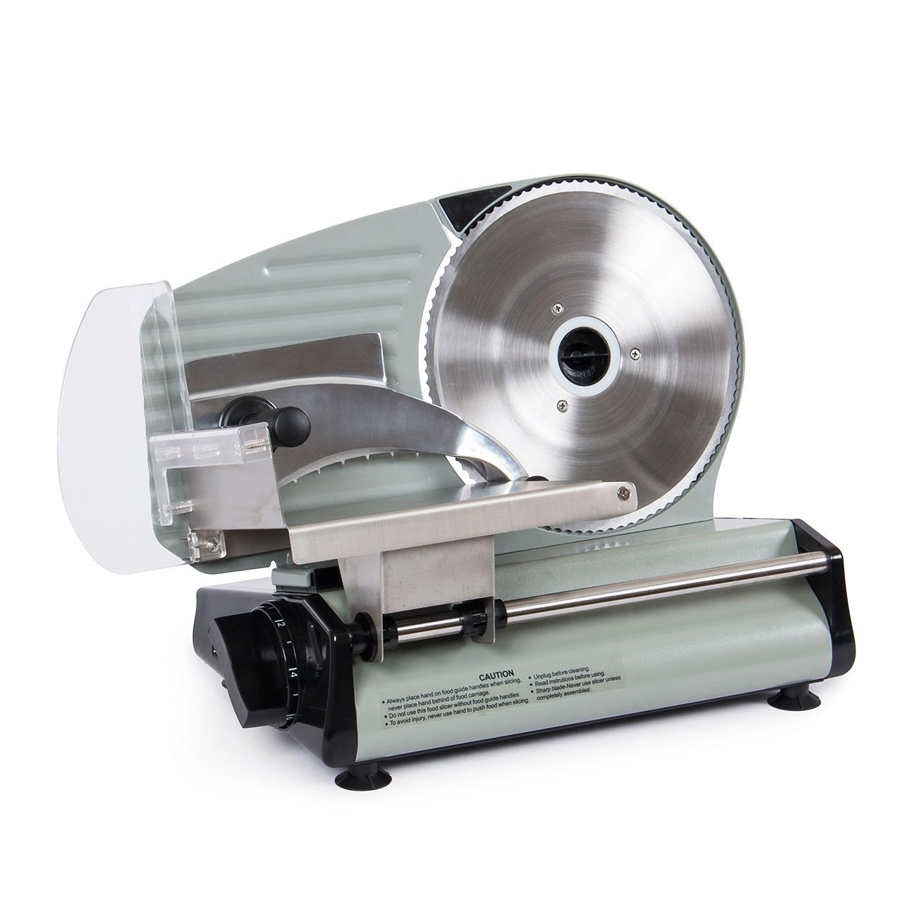 Arksen 8.7 inch Electric Deli Meat Slicer