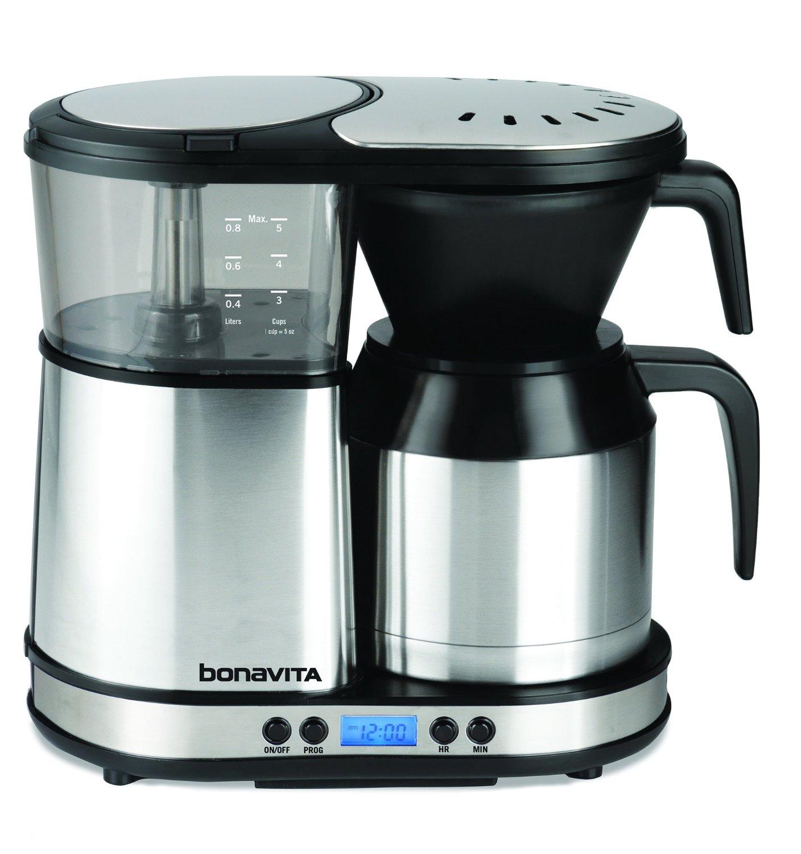 Bonavita BV1500TD 5-Cup Carafe Coffee Brewer