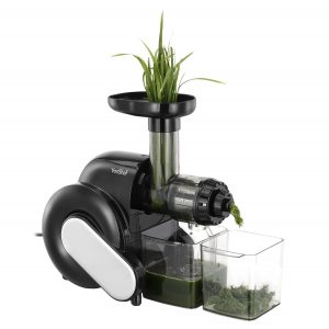 VonShef Wheatgrass Slow Juicer