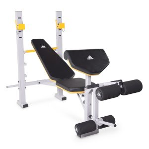 Adidas Sport Standard Bench With Preacher Pad