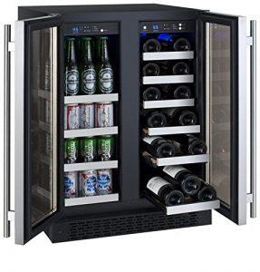 Allavino VSWB-2SSFN - 2 Door Wine Refrigerator:Beverage Center