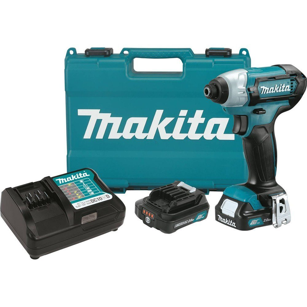 Makita DT03R1 Max CXT Lithium-Ion Cordless Impact Driver Kit