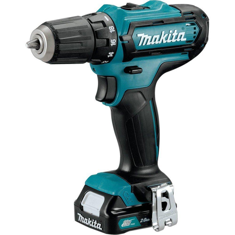 Makita FD05R1 12V Max CXT Lithium-Ion Cordless Driver-Drill