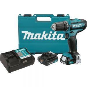 Makita FD05R1 12V Max CXT Lithium-Ion Cordless Driver-Drill Kit