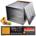 NEW LEAF 10 Tray 1200W food dehydrator
