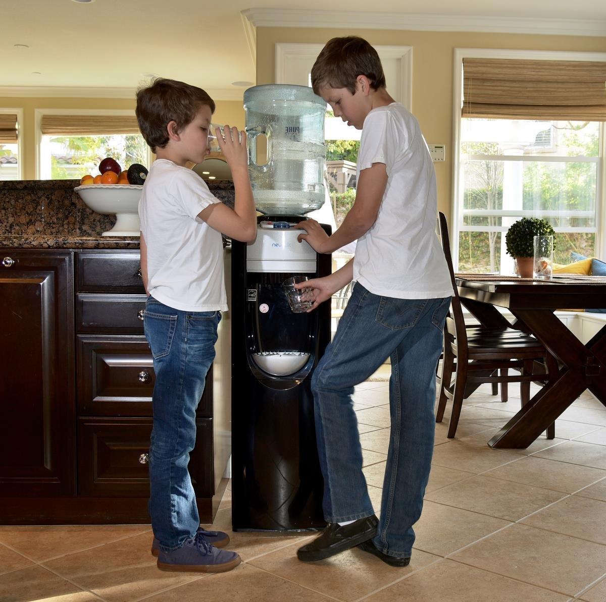 NewAir WAT30B Pure Spring BPA Free Hot and Cold Water Dispenser