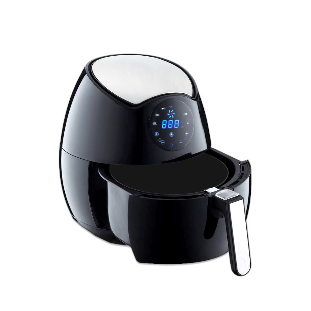 NutriChef PKAIRFR42 Digital Electric Air Fryer