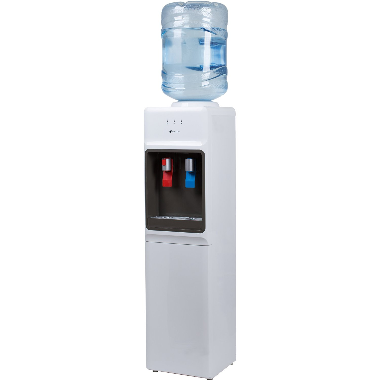 Avalon Hot and Cold Top Loading Water Cooler Dispenser A1WATERCOOLER