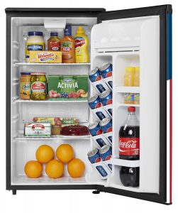 Danby DAR033A1BBUD2 Budweiser 3.3 cu.ft All Refrigerator