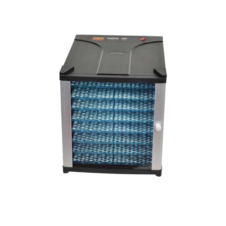 HomCom 8 Tray 800W Fruit and Vegetable Dryer Food Dehydrator 800-023