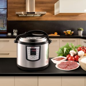 Magic Mill Programmable Pressure Cooker
