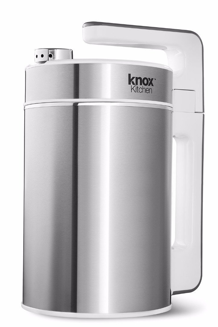 Knox 1.5 Liter Automatic Soy Milk & Soup Maker (Stainless Steel)