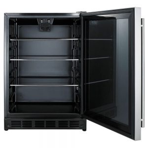 Magic Chef 5.8 cu. ft. Wine and Beverage Cooler