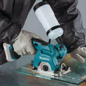 Makita CC02Z 12V MAX CXT Lithium-Ion Cordless Tile and Glass Saw
