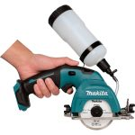 Makita CC02Z 12V MAX CXT Lithium-Ion Cordless Tile and Glass Saw
