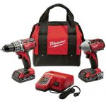 Milwaukee 2691-22LP M18 18-Volt Lithium-Ion Cordless Combo Kit