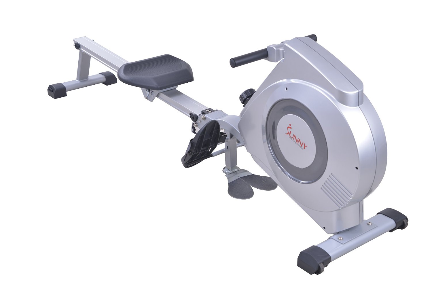 Sunny Health & Fitness SF-RW5612 Magnetic Rowing Machine