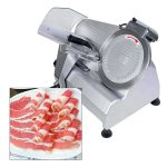 VEVOR Commercial Meat Slicer 10 Inch Electric Food Slicer 240W