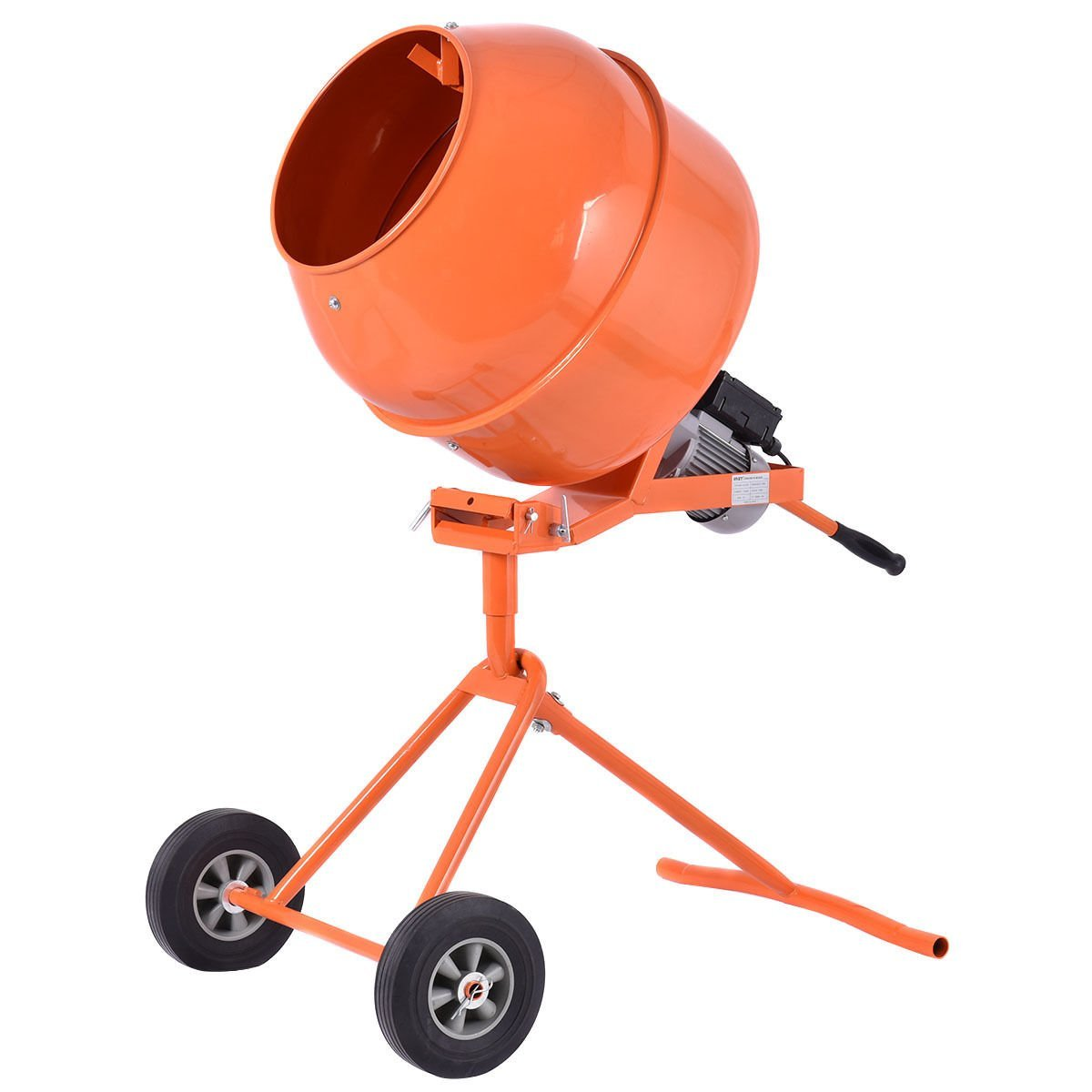 Goplus Electric Cement Mixer