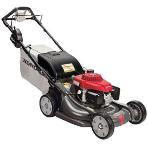 Honda HRX217VLA 21 inch Walk Behind Lawn Mower with Electric Start