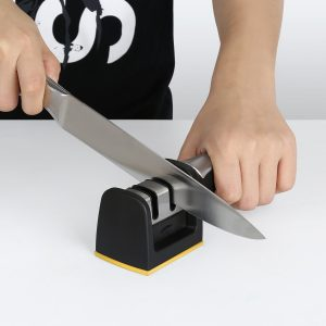 Intey Knife Sharpener 2 Stage Pro