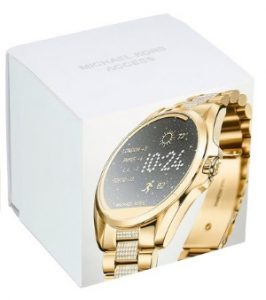 Michael Kors Access Touch Gold Bradshaw Smartwatch MKT5002