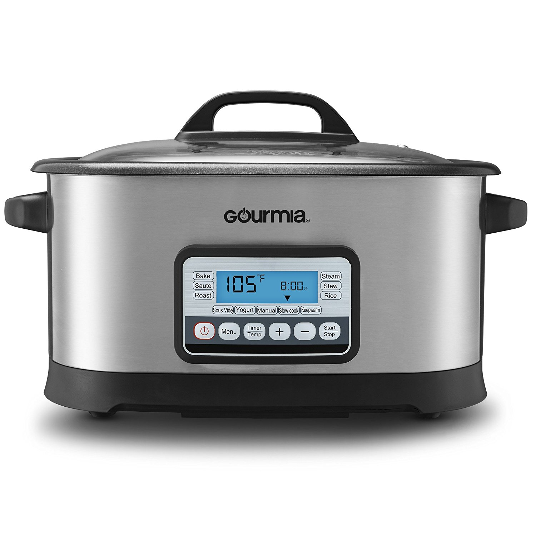 gourmia-gmc650ss-11-in-1-sous-vide-multi-cooker