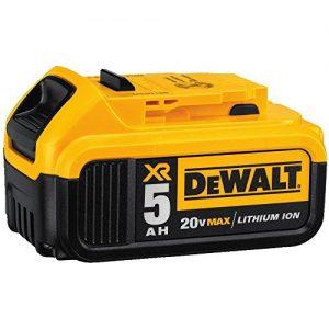DEWALT DCB205-2CK 20V Max 5.0Ah Starter
