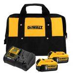 DEWALT DCB205-2CK 20V Max 5.0Ah Starter Kit