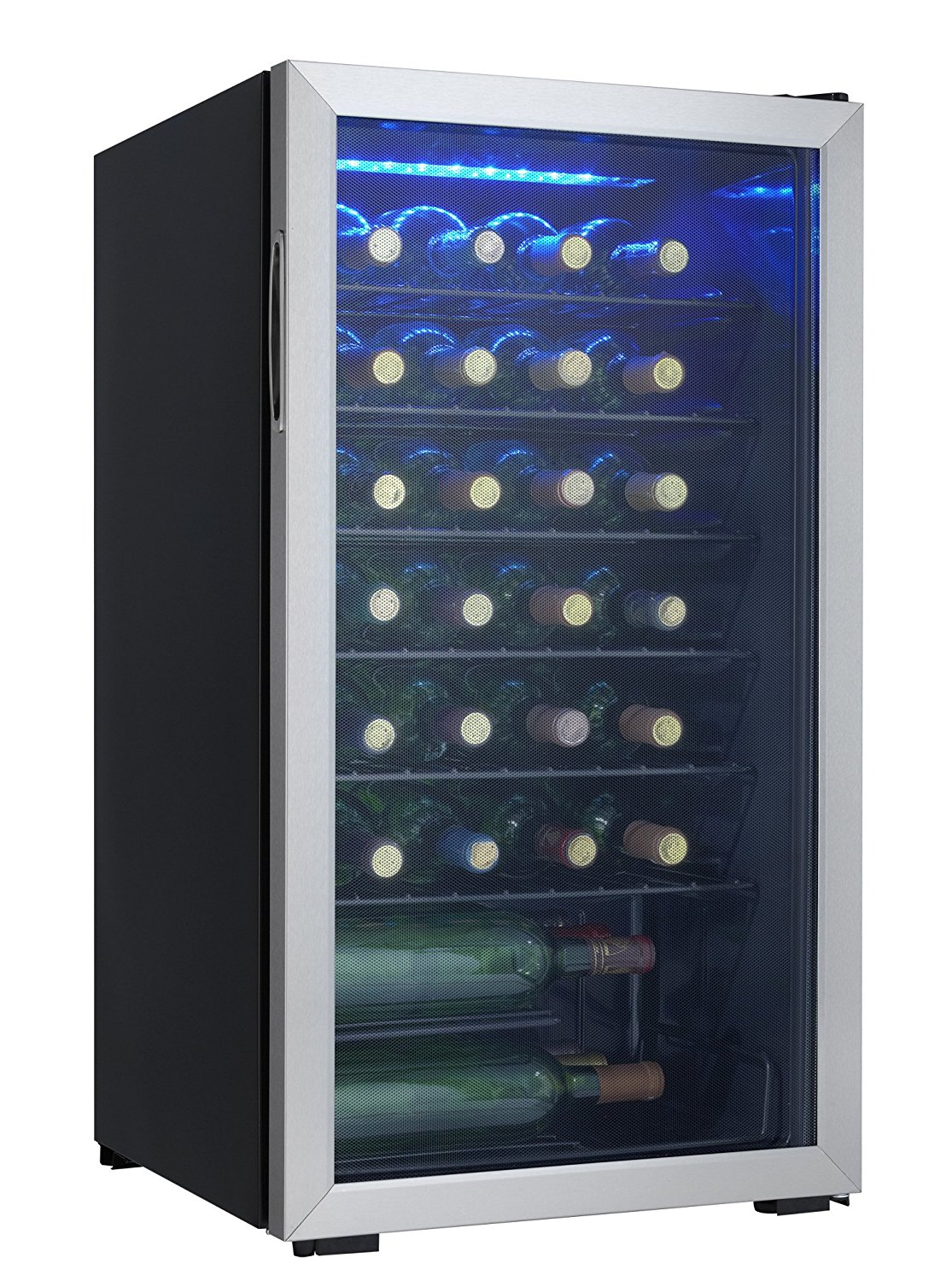 danby-36-bottle-freestanding-wine-cooler-dwc93blsdb