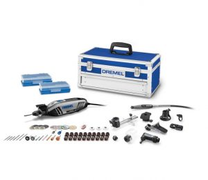 Dremel 4300-9 64 High Performance Rotary Tool Kit with Accessories