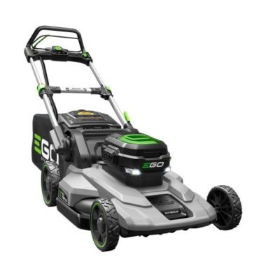 EGO 21 inch 56-Volt Lithium-Ion Cordless Self Propelled Lawn Mower