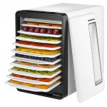 Gourmia GFD1850 Food Dehydrator With Touch Digital Temperature Control