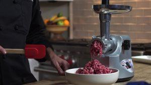 Gourmia GMG7000 Prime Plus Commercial Meat Grinder