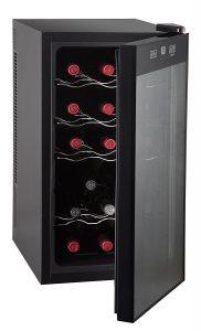 Ivation 18 Bottle Wine Cooler with Digital Display