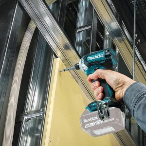 Makita XDT12Z 18V cordless and brushless impact driver