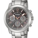 Fossil Gwynn Chronograph Stainless Steel Watch