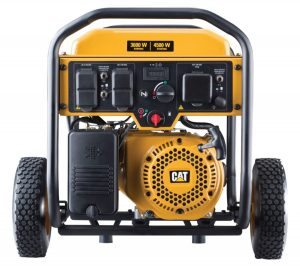 Cat RP3600 3600 Gas Powered Portable Generator 490-6488
