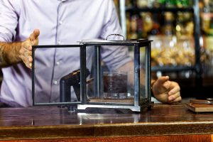 Crafthouse by Fortessa Cocktail Smoking Box, CRFTHS.5.9523