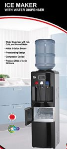 Igloo Water Cooler - Dispenser with Ice Maker MWC750